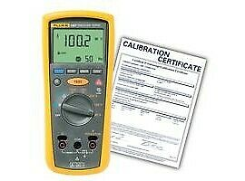 Fluke 1507 nist Insulation Tester