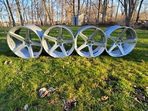 Vorsteiner Set Of 4 Vff 104 Concave Flowforged Alloy Wheels For A5 Q5 911 Turbo