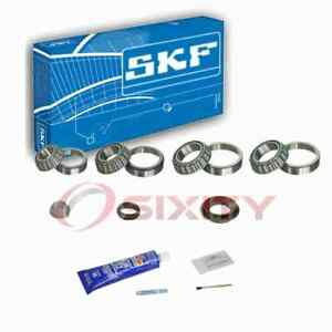 Skf Rear Axle Differential Bearing And Seal Kit For 2000 2009 Dodge Durango Uj