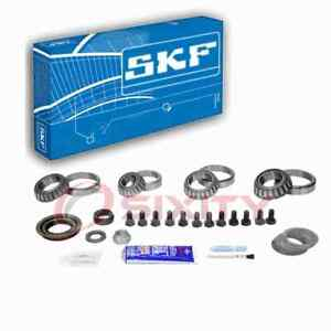 Skf Rear Axle Differential Bearing And Seal Kit For 2001 2009 Dodge Durango Af