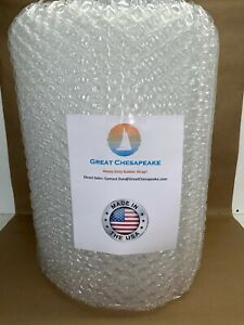 Sealedair Bubble Wrap 100 Sq Ft 24 x50 Roll Heavyduty 1 2 Bubble Made In Usa