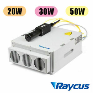 Raycus Laser Source 20w 50w Q switched Pulse Fiber Laser 1064nm For Laser Marker