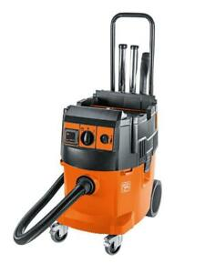Fein 92029060090 Fein Turbo Ii X Professional Wet dry Vacuum Cleaner With In