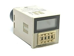 Omron H3ca 8h Time Delay Relay