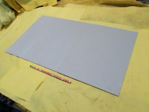 Abs Gray Plastic Sheet 1 8 X 12 X 21 Textured Vacuum Thermoforming Machinable