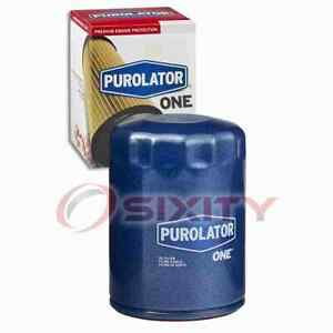 Purolatorone Engine Oil Filter For 2000 2006 Lincoln Ls Oil Change Lubricant Es