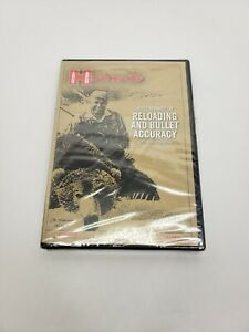 Hornady 9979 Joyce Hornady Training Video on Reloading and Bullet Accuracy DVD $19.99
