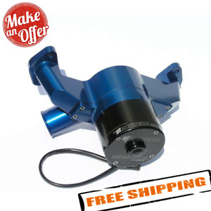 Meziere Wp300u Electric Pump High Flow 55 Gpm For Chevy Big Block