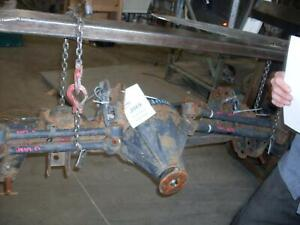 Rear Axle For Land Cruiser Assy Rear 4 30 With Arms Non Locking