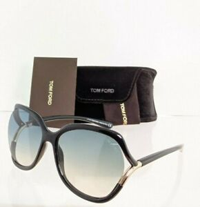 Brand New Authentic Tom Ford Sunglasses Anouk 02 Ft Tf578 01w Tf 0578 60mm