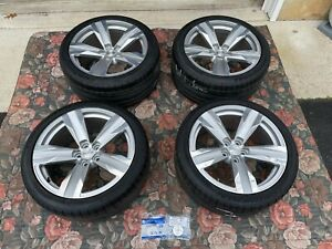 2012 15 Camaro Zl1 Oem Wheels And Tires Set Of 4