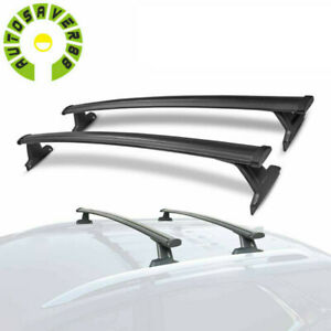 2 Car Top Roof Rack Cross Bars For 2018 2022 Chevrolet Traverse Luggage Carrier