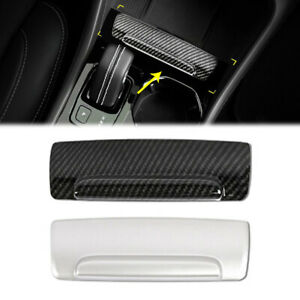 1x Car Abs Inner Central Ashtray Panel Cover Trim For Volvo Xc40 2018 2020 19