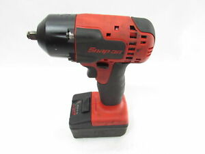 Snap On Tools Ct8810b 3 8 18 V Cordless Impact Wrench