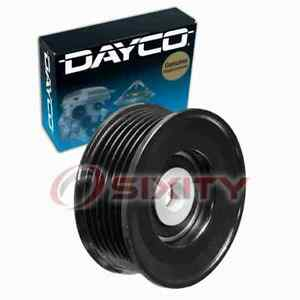 Dayco Drive Belt Idler Pulley For 1992 2000 Lexus Sc400 Engine Bearing Es