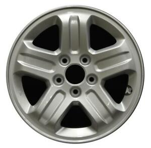 Oem 1 Wheel Rim For Pilot Recon Nice 000 Painted Silver