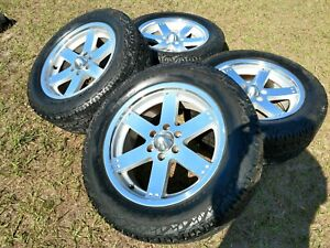 Enkei Oem For Toyota 4runner X sp 20 Wheels And Tires Tundra Tacoma