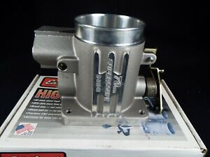 New Bbk Edelbrock 89 95 Ford Thunderbird Supercoupe Throttle Body High flo 70 Mm