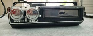 Vintage 1969 Chevelle Camaro 8 Track Tape Player 91bt411 Works Free Ship