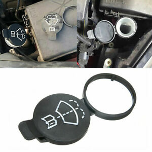 1pc Car Windshield Wiper Washer Fluid Reservoir Tank Bottle Pot Cap Lid Cover