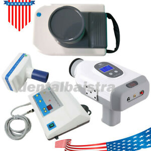 Dental Portable Digital X ray Imaging System High Frequency Film Imaging 3models