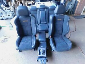 2015 2020 Dodge Charger Oem Daytona Seat Set W Console Door Panels