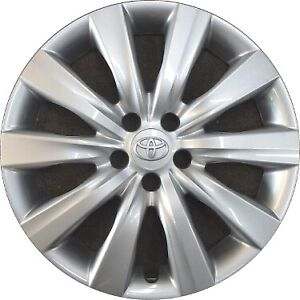 Factory Toyota Corolla Hubcap Wheel Cover 2011 2012 2013 16 61159