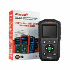Icarsoft Fd V1 0 Professional Multi system Diagnostic Tool For Ford Holden F1