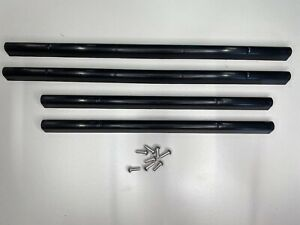 Vw Type 3 Seat Rail Guides For 1961 1972 squareback Notchback Fastback