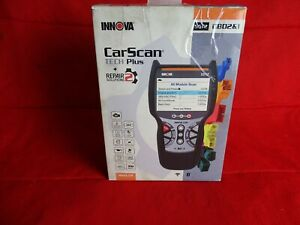 Innova Carscan Tech Plus 5512 Obd2 1 Scanner Code Reader