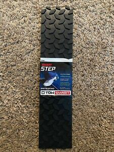 Tow Smart Smart Step Skid Resistant Rubber 4 x17 5 Adhesive Rubber Tread