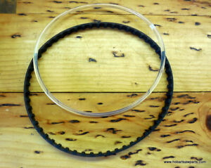 Knife Drive Belt Replaces 77370 For Hobart 8181 84181 8181d 84181d Choppers