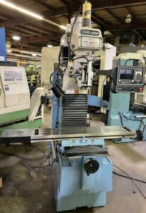 Trak dpm 3 Axis Cnc Knee Mill Age 2000 See Video