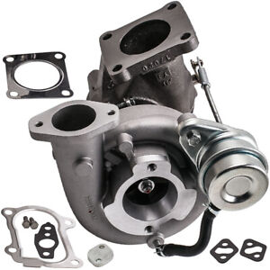 New Turbo Turbocharger For Toyota Land Cruiser Base 4 7l 1hd fte Ct26 1999 2005