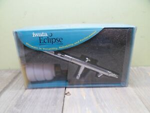 Iwata Ecl2000 Eclipse Hp bcs W bottle Made In Japan Used In Box