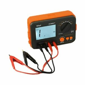 Vici Vc480c 3 1 2 Digital Milli ohm Meter Multimeter With 4 Wire Test Accuracy