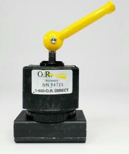 O r Direct Power Grip Clark Socket Surgical Table Clamp
