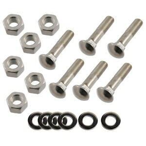 Rear Rim Bolt Kit For Allis Chalmers Wc Wd And Rc Tractors