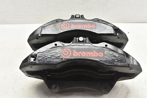 2015 2010 Ford Mustang Gt 5 0 Front Brembo Pair Performance Pack 15 20