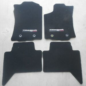 New 2018 2020 Genuine Toyota Tacoma Floor Mats Carpet Trd Off Road Double Cab