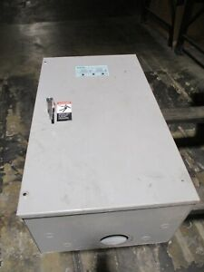 Asco Series 300 Automatic Transfer Switch A300315061c 150a 120 240v 60hz Used