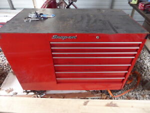 Snap On Tool Box Roll Cab Kr562 Very Good Pre Owned Condition Bar Box Man Cave