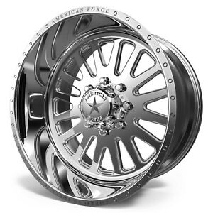 24x12 American Force Atom 8x180 Set Of 4 In Stock