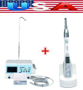 Dental Brushless Motor Implant System 20 1 Contra Angle Endo Motor Handpiece
