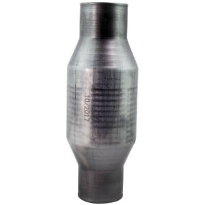 Universal 410250 Catalytic Converter Stainless High Flow T409 Steel High Quality