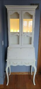 Ethan Allen Country French Writing Desk Secretary