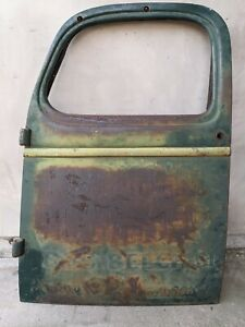 1939 1940 1941 1942 1946 Chevy Gmc Pickup Truck Driver Side Door Chevrolet