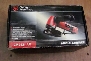 Chicago Pneumatic Cp9121ar Air Angle Grinder 5