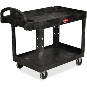 Rubbermaid Commercial Utility Cart 452088bk 452088bk 1 Each