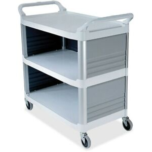 Rubbermaid Commercial Utility Cart 409300owh 409300owh 1 Each